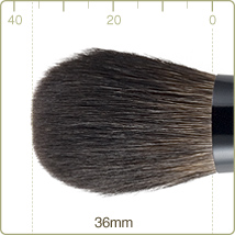Z-4:Cheek/Highlight brush